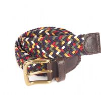 Barbour Tarten Coloured Stretch Belt in Gift Box -MAC0147TN11